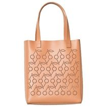 BONPOINT♪  Tan Cherry Leather Bag バッグ(小)国内発送☆