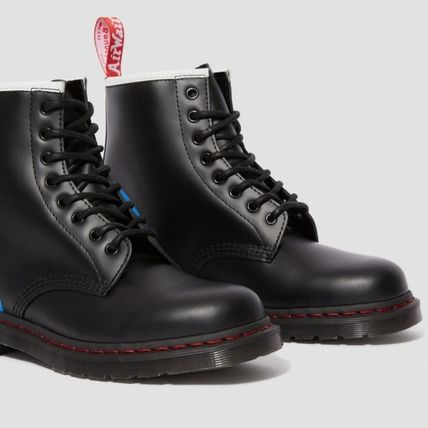 Dr Martens シューズ・サンダルその他 【注目】Dr.Martens・LADIES・1460 THE WHO TARGET SMOOTHブーツ(2)