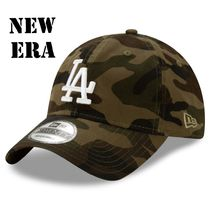 NEWカラー☆【New Era】LosAngeles Dodgers Camo キャップ