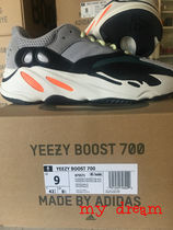 確保済【YEEZY】YEEZY BOOST Wave Runner 700 (US9)