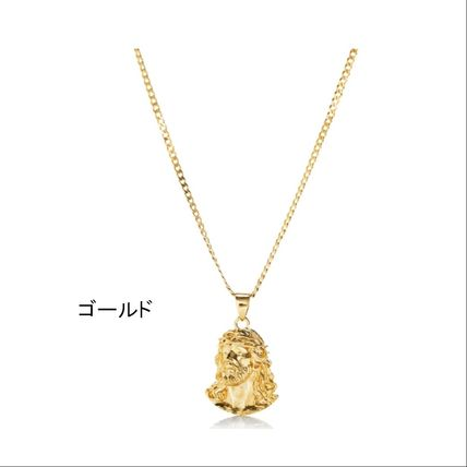 Chained & Able ネックレス・チョーカー 送料込☆Chained & Able*イエス*フラットチェーンネックレス*2色(2)