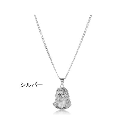 Chained & Able ネックレス・チョーカー 送料込☆Chained & Able*イエス*フラットチェーンネックレス*2色(3)