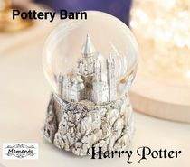 大人気!Pottery Barn☆HARRY POTTER HOGWARTS Snowglobe