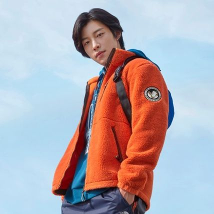 THE NORTH FACE アウターその他 ★韓国の人気★【THE NORTH FACE】★RIMO FLEECE JACKET★3色★(9)