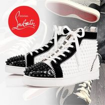 2019AW 新作 Christian Louboutin LOUIS SPIKES 2