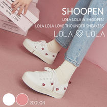 ◆日本未入荷◆SHOOPEN◆LOLA LOLA LOVE THOUNDER SNEAKERS◆