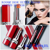 限定☆Dior☆ROUGE DIOR ULTRA ROUGE (全4色)