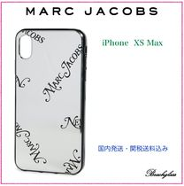 MARC JACOBS ★ ニューヨークマガジン iPhone XS Max ケース