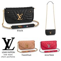 Louis Vuitton ポシェット チェーン NEW WAVE CHAIN POCHETTE
