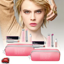 Dior☆限定☆ポーチ付き☆Addicted to Glow リップ3本セット 2種