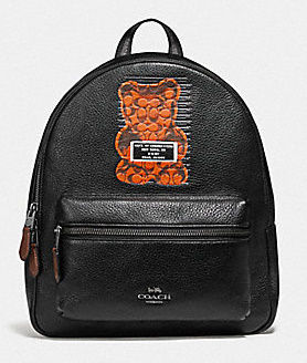 日本即納★COACH【コーチ】MEDIUM CHARLIE BACKPACK
