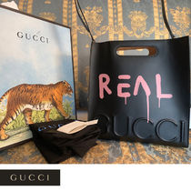 GUCCI 限定ゴーストバッグ 斜めがけ可 3way 円高還元! 黒ピンク