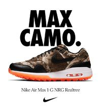 NIKE GOLF × Realtree限定コラボ - AIR MAX1 GOLF -