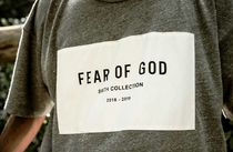 Fear of God グレー Sixth Collection T シャツ