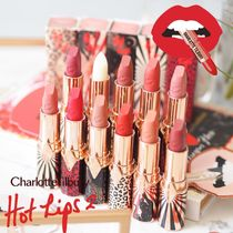 【Charlotte Tilbury】ベストセラー Hot Lips Lipstick 2!