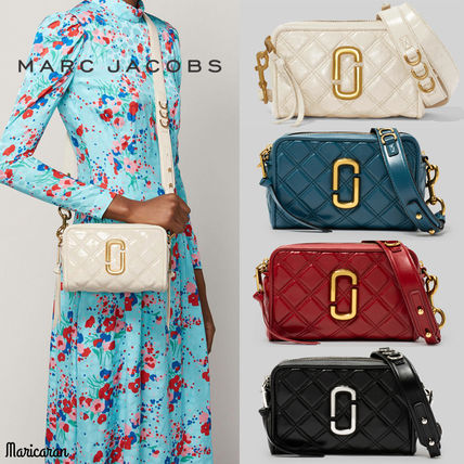 MARC JACOBS * THE QUILTED SOFTSHOT 21