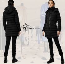 **Mackage**FARREN  Lightweight Down Coat With Removable Hood