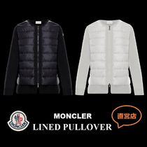 19-20AW MONCLER LINED PULLOVER