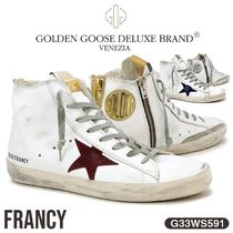 【即発】GOLDEN GOOSE G33WS591 FRANCY スニーカー