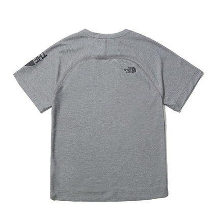 THE NORTH FACE Tシャツ・カットソー 【THE NORTH FACE】M'S TNF RUN CORE S/S R/TEE SP★日本未入荷(3)