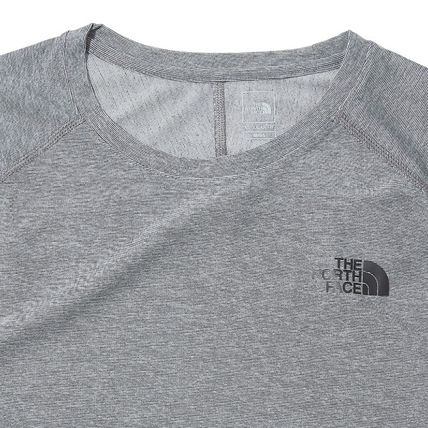 THE NORTH FACE Tシャツ・カットソー 【THE NORTH FACE】M'S TNF RUN CORE S/S R/TEE SP★日本未入荷(4)
