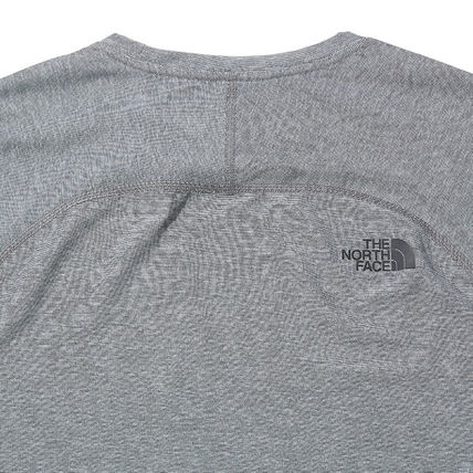 THE NORTH FACE Tシャツ・カットソー 【THE NORTH FACE】M'S TNF RUN CORE S/S R/TEE SP★日本未入荷(8)