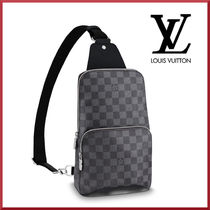 LOUIS VUITTON(ルイヴィトン)★アヴェニュー・スリングバッグ