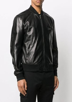 Dolce & Gabbana レザージャケット 【DOLCE & GABBANA】Leather Jacket(3)