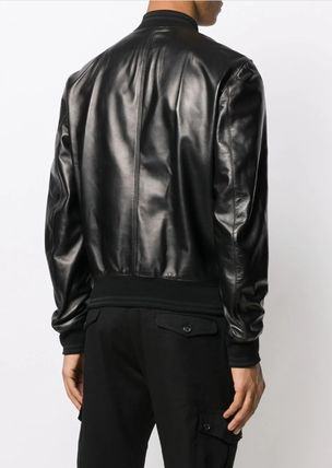 Dolce & Gabbana レザージャケット 【DOLCE & GABBANA】Leather Jacket(4)