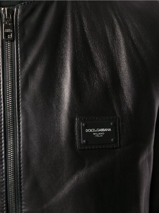 Dolce & Gabbana レザージャケット 【DOLCE & GABBANA】Leather Jacket(5)