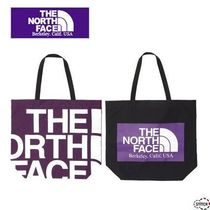 ☆国内正規品☆THE NORTH FACE PURPLE LABEL LOGO TOTE 2color!