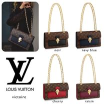 Louis Vuitton ヴィクトワール バッグ VICTOIRE モノグラム