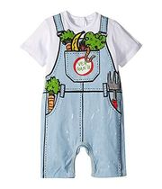 Veggie Gang Short Sleeve All-In-One (Infant)