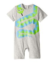 Stella McCartney Kids Snake Romper (Infant)