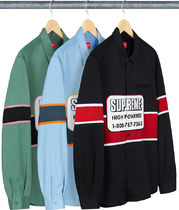 Supreme High Powered Work Shirt AW19 Week 1