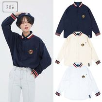 ROMANTIC CROWN.BTS.防弾少年団着用 21C BOYS COLLAR SHIRT 3色