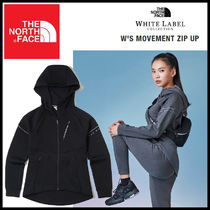THE NORTH FACE★19-20AW W'S MOVEMENT ZIP UP_NJ5JK80