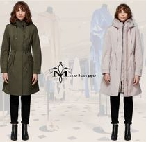 **Mackage**KAIT 3-In-1 Satin Parka With Removable Down Liner
