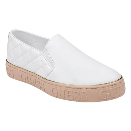Guess スニーカー 【GUESS】★大人気★GLADIS LOGO SLIP-ON SNEAKERS(2)