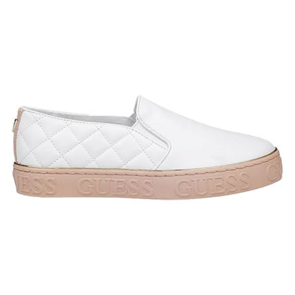 Guess スニーカー 【GUESS】★大人気★GLADIS LOGO SLIP-ON SNEAKERS(3)