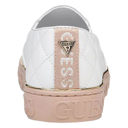Guess スニーカー 【GUESS】★大人気★GLADIS LOGO SLIP-ON SNEAKERS(4)