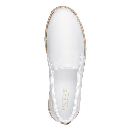 Guess スニーカー 【GUESS】★大人気★GLADIS LOGO SLIP-ON SNEAKERS(5)
