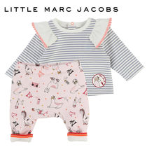 【SALE】≪Little Marc Jacobs≫ カットソー レギンスセット