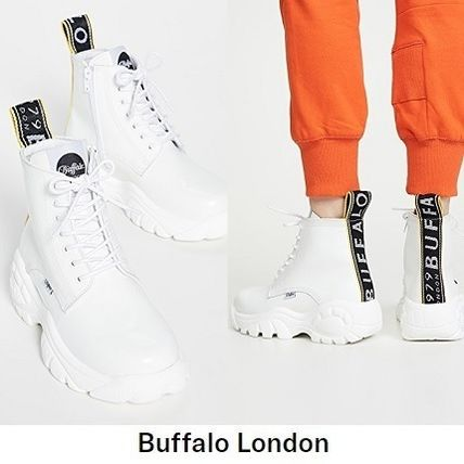 Buffalo LONDON スニーカー Buffalo London  Giseleハイトップスニーカー