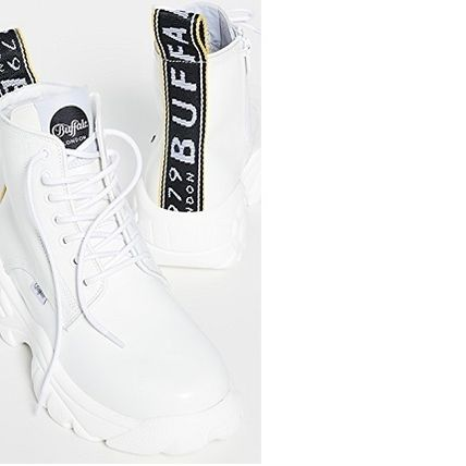 Buffalo LONDON スニーカー Buffalo London  Giseleハイトップスニーカー(2)