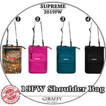 【19FW/AW 】SUPREME Cordura Shoulder Bag ショルダーバッグ