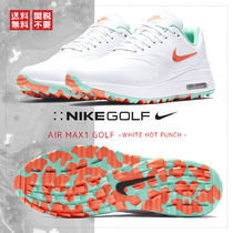NIKE GOLF - AIR MAX1 G - 海外限定カラーWHITE HOT PUNCH