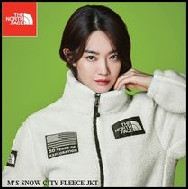 新作☆日本未入荷【TheNorthFace】M'S SNOW CITY FLEECE JKT