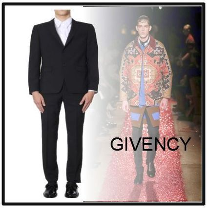 GIVENCHY スーツ 【GIVENCY】SLIM FIT WOOL SUIT