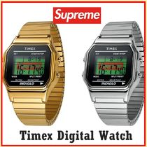Supreme Timex Digital Watch FW 19 AW 19 WEEK 1